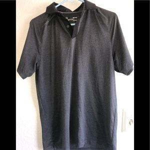 Under armour collared shirt